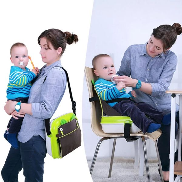 Baby Portable Multifunction Storage Bag Parent-child Chair